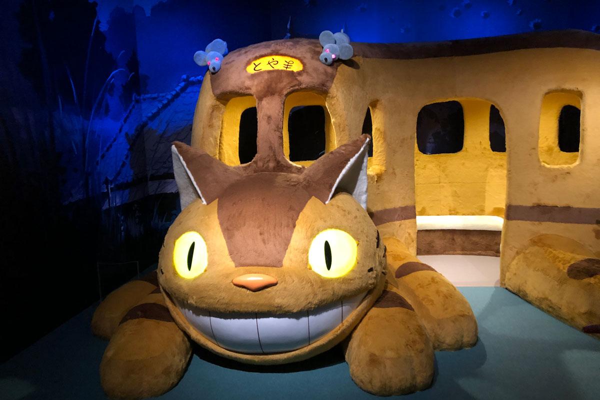 ジブリパークプレイベント「ジブリの大博覧会 ~ジブリパーク、開園まであと1年。~」